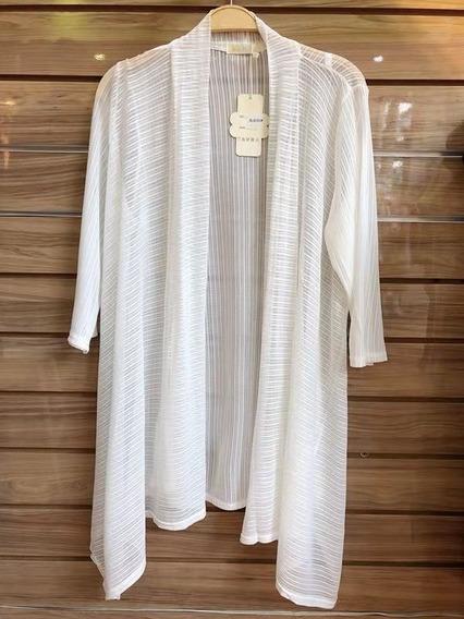 Kimono Cardigan Blusa Feminino