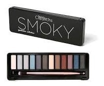 Paleta De Sombras De Ojos Smokey Beauty Creations
