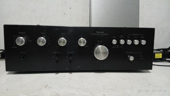 Amplificador Sansui Au 3900 No Precinho