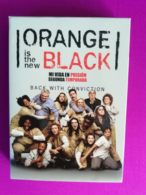 Orange Is The New Black Segunda Temporada Completa Dvd