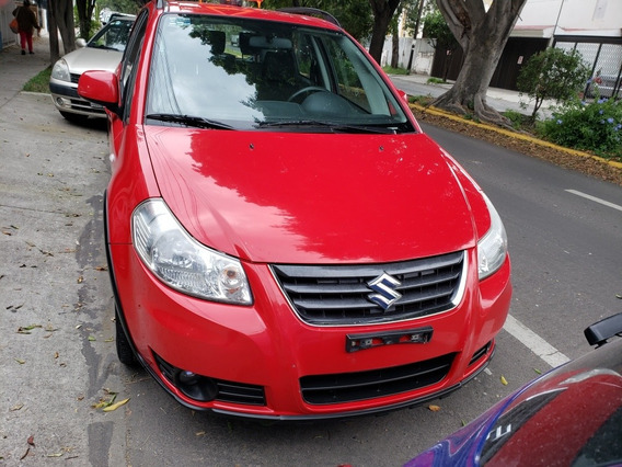 Suzuki Sx4 2.0 Crossover L4 At 2013