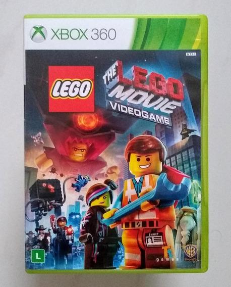 The Lego Movie Videogame Xbox 360 Original Seminovo