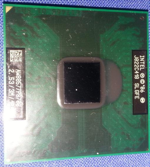Processador Intel Core 2 Duo 2.53 / 3m / P8700 Aw80577p8700