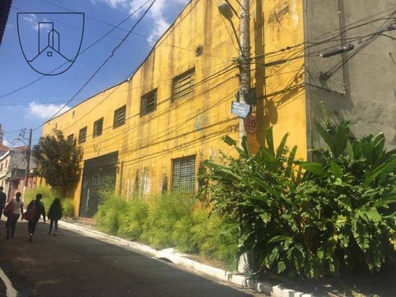 Galpão À Venda, 650 M² Por R$ 2.800.000 - Vila Formosa - São Paulo/sp - Ga0020
