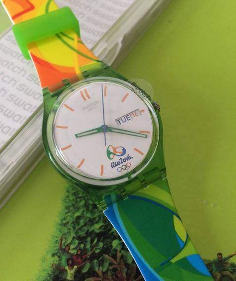 Relógio Oficial Olimpíadas Rio 2016