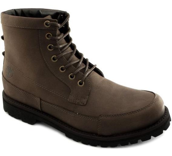 Bota Masculina Coturno Timberland Leather Couro Original