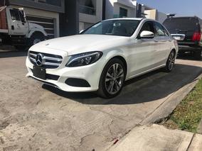 Mercedes Benz Clase C 2.0 200 Cgi Sport At 2017