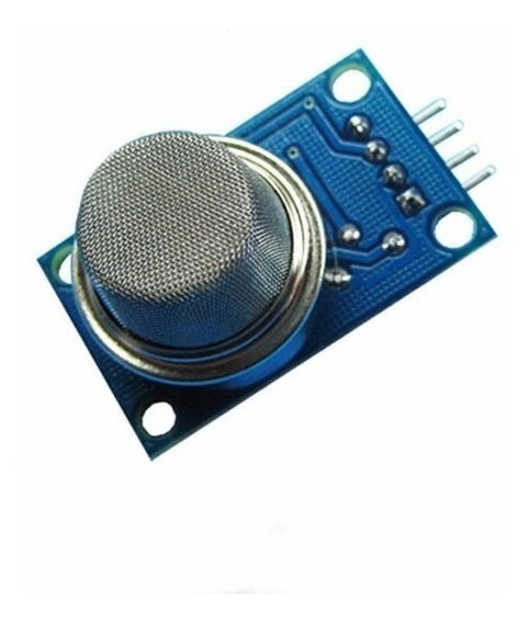 Sensor Gás Mq2 Mq-2 Metano Butano Álcool Fumaça