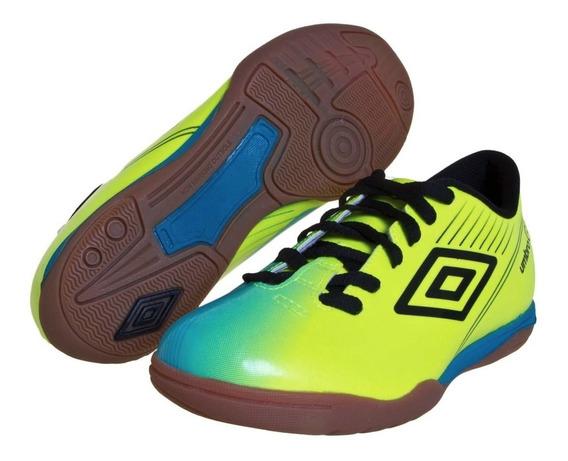 Chuteira De Futsal Indoor Umbro Gt Ii Br Le