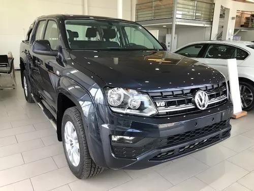 0km Volkswagen Amarok 2.0 Cd Tdi 180cv Comfortline Mt 4x2 26