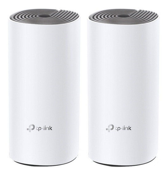Access Point/Router/Sistema Wi-Fi mesh TP-Link Deco E4 (2-pack) blanco