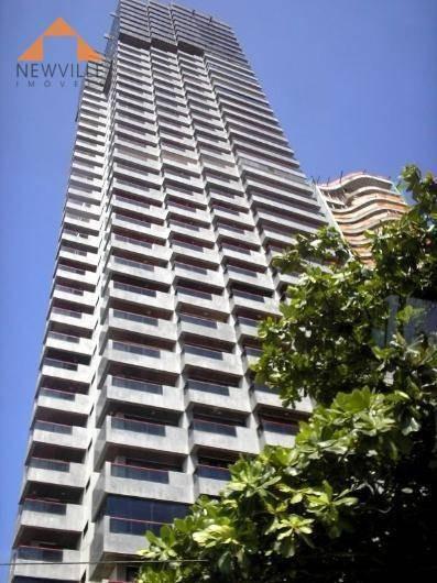 Apartamento Com 4 Quartos Para Alugar, 405 M² Por R$ 17.400/mês - Boa Viagem - Recife/pe - Ap1984