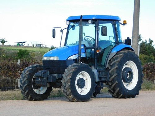 Tractor New Holland Td 95 Plus