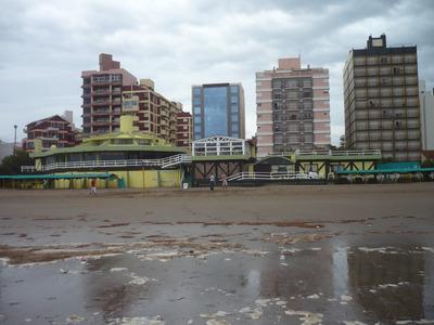 Frente Al Mar Alquilo Dptos En Pleno Centro De San Bernardo