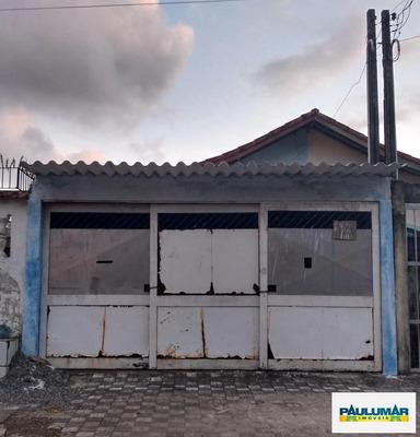 Casa Com 2 Dorms, Itaóca, Mongaguá - R$ 150 Mil, Cod: 828584 - A828584