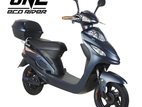Eco Rider One Litio Moto Scooter Eléctrica Bicimoto