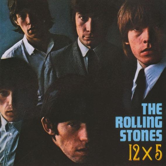 The Rolling Stones - 12 X 5 (cd Nacional)