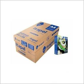 Caixa Papel Sulfite Itapel A4 75g 210 X 297 2500 Folhas