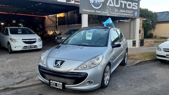 Peugeot 207 Compact Xt 3 Puertas