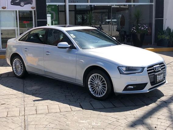 Audi A4 Luxury 2013