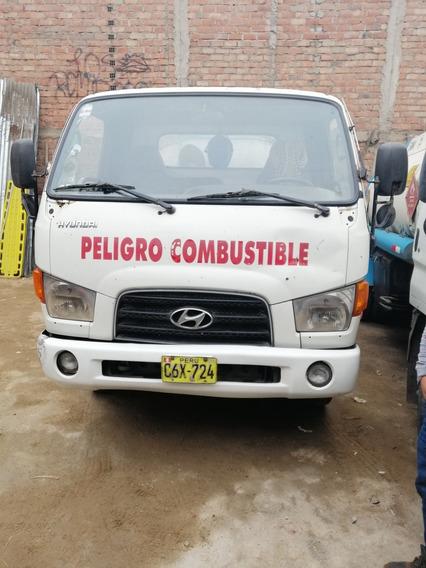 Camion Cisterna Con Surtidor Hyundai Hd 65 Año 2012