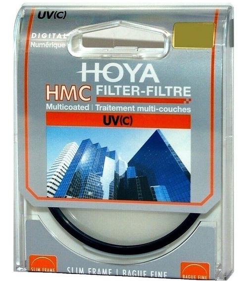 Filtro Uv Hoya Hmc 43mm Original - Nikon Canon Sony Fuji