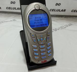 Celular Motorola C115 ( De Chip ) Todo Original De Fabrica