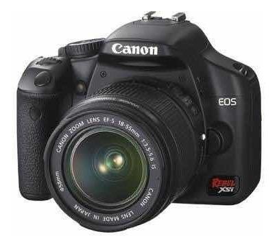 Câmera Fotográfica Canon Eos Rebel Sxi