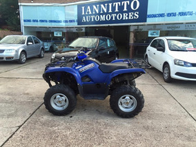 Yamaha Grizzly 550cc 4x4 At 2012