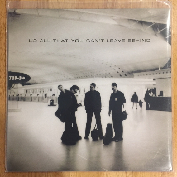 Lp Vinil - U2 All That You Can