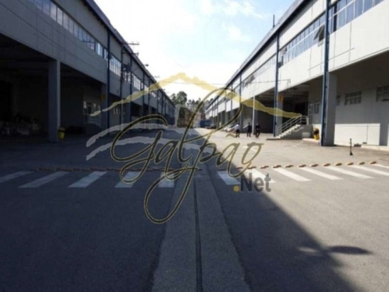 Ga1002 - Alugar Galpão Em Itapevi Dentro De Condomínio Com 1.761 Metros De Galpão, 1.147 Metros De Área Fabril, 614 Metros De Área De Escritório - Ga1002 - 33872510