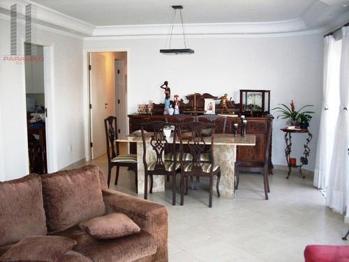 Apartamento Residencial À Venda, Moóca, São Paulo - Ap0135. - Ap0135
