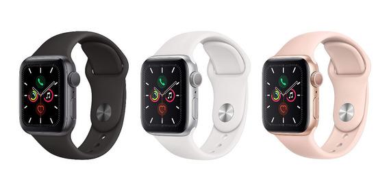 Reloj Apple Watch Series 5 44mm Nuevo Y Sellado De Fabrica