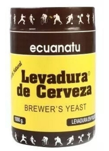 Levadura De Cerveza En Polvo, 1 Kg
