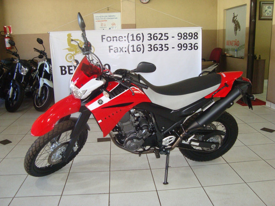 Yamaha Xt 660 R Vermelho 2014