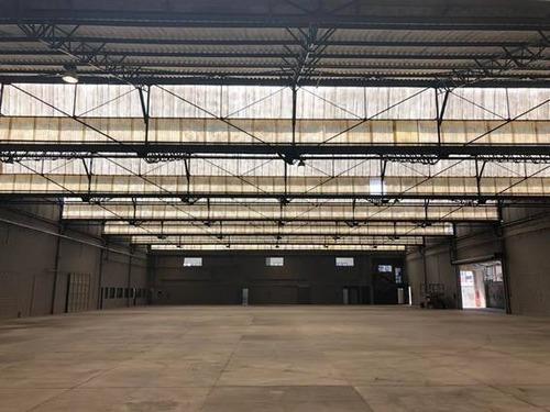 Imagem 1 de 15 de 4.200m² Área Construída - 835m² Área De Escritório E Apoio - Dp1546