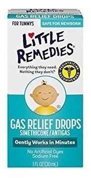 Gas Relief En Gotas Para Bebes. Little Remed. Importado