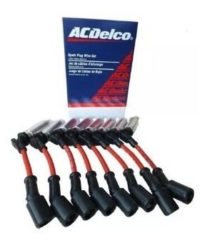 Cables Bujías Chevrolet Silverado 5.3 08-15 Rey Camión 07-15