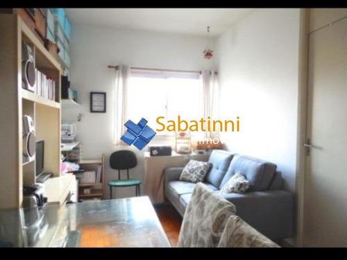 Imagem 1 de 6 de Apartamento A Venda Em Sp Bela Vista - Ap04679 - 69405075