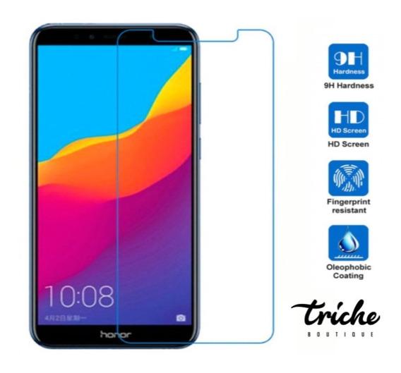 Cristal Templado Mica Contra Golpes Huawei Y7 2018