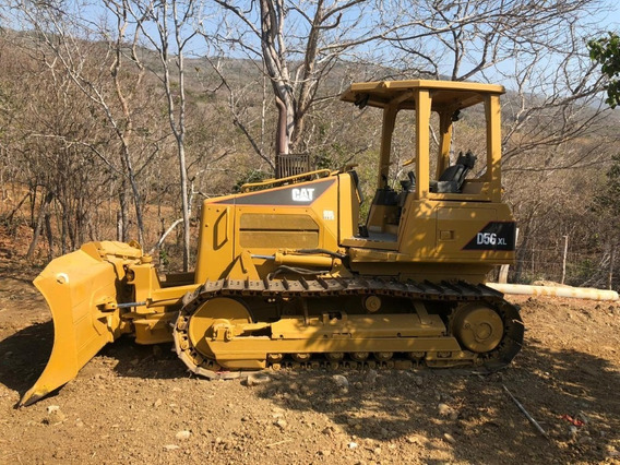 Buldozer Caterpillar D5g Xl 2006