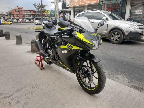 Suzuki Gsx R150 Modelo 2018 En Biker Shop