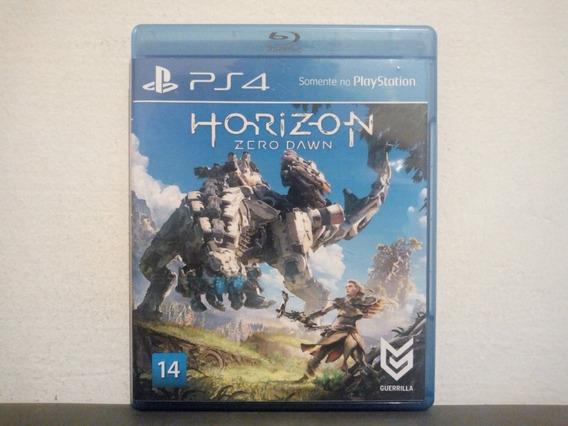Ps4 Horizon Zero Dawn - Original - Aceito Trocas...