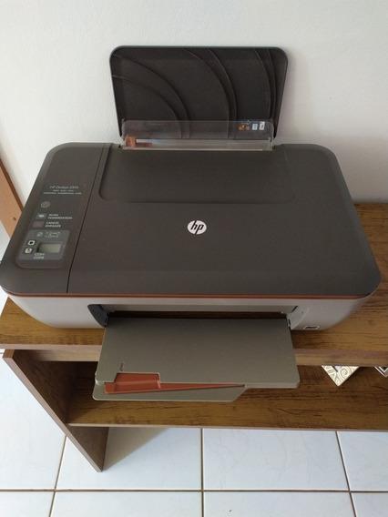 Impressora Multifuncional Hp Deskjet 2510