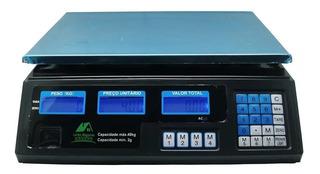 Balança Digital Barata Bateria Recarregável Bivolt Automátic
