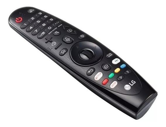 Controle Magic Tv LG 65um761 65um761c0sb 75um751 Original !!