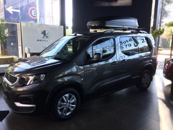 Peugeot Rifter Allure 7p, 2021