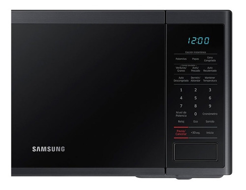 Horno Microondas Samsung Ms23j5133ag''n
