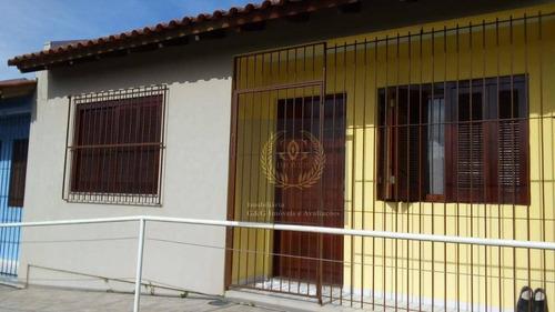 Casa Com 2 Dormitórios À Venda, 48 M² Por R$ 118.000,00 - Jardim Itapema - Viamão/rs - Ca0707