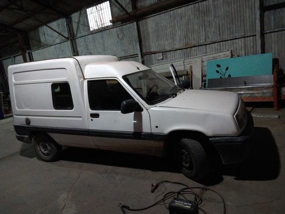 Renault Express Para Trabajar.